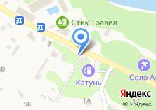 Компания «Салон-мастерская по художественной резке Бориса Доронина» на карте
