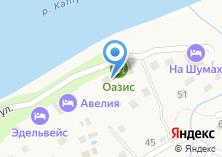 Компания «Солнечный берег» на карте