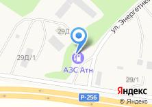 Компания «КатуньГЭСстрой» на карте