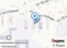 Компания «Общежитие Профессиональное училище №49» на карте