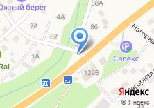 Компания «Пивной барон» на карте