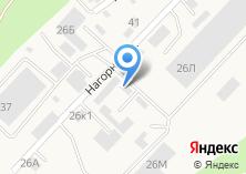 Компания «Сибирское окно» на карте