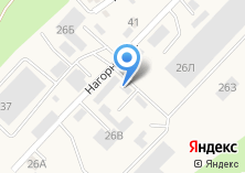 Компания «Алтай-тур» на карте