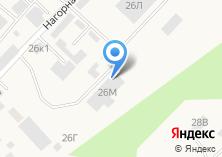Компания «Авторитет Кардан Сервис» на карте