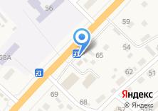 Компания «Чарыш» на карте