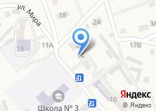 Компания «Сателлит» на карте