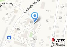 Компания «Строящийся жилой дом по ул. Берёзовая Роща (Майма)» на карте