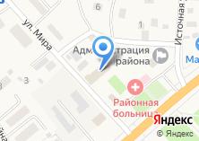 Компания «Майминский районный суд Республики Алтай» на карте
