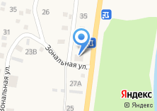 Компания «РАДО Мебель» на карте