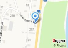 Компания «Ваш» на карте