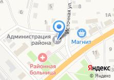 Компания «Управление по социальным вопросам Администрации Майминского района» на карте
