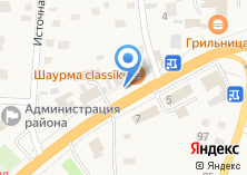 Компания «Пёрышко» на карте