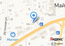 Компания «На разъезде» на карте