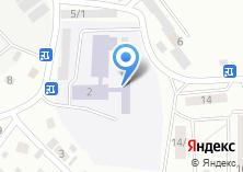 Компания «Федерация спортивной акробатики Республики Алтай» на карте