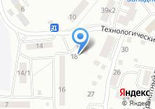 Компания «Валентина» на карте