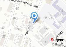 Компания «Дормострой» на карте