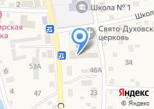 Компания «Клуб веселых и находчивых» на карте