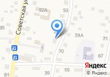 Компания «Служба заказа микроавтобусов» на карте