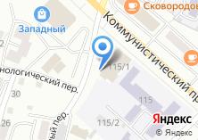 Компания «Пожарная часть №2» на карте