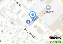 Компания «Баня №4» на карте