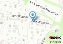 Компания «Викс» на карте