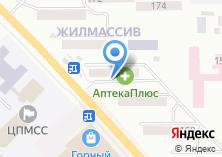 Компания «Чарпи» на карте