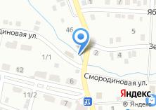 Компания «Krauss» на карте
