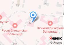 Компания «Центр лечебного и профилактического питания Республики Алтай» на карте