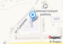 Компания «Детский сад №8 Сказка» на карте