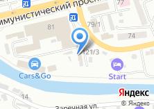 Компания «АвтоМуза» на карте