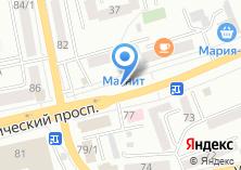 Компания «Элитана» на карте