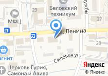 Компания «Лавка подарков» на карте