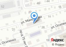 Компания «Мамонтова 15» на карте