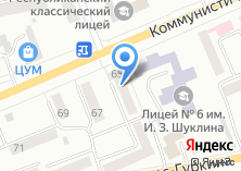 Компания «Адвокатский кабинет Попова К.В» на карте