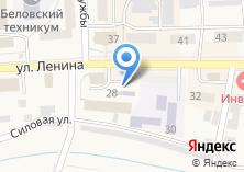 Компания «Информационно-методический центр в системе дополнительного педагогического образования (повышения квалификации) Гурьевского муниципального района» на карте
