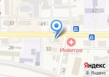 Компания «Велком-сервис» на карте