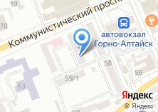 Компания «Чуя» на карте