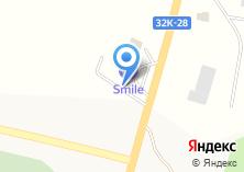 Компания «Шиномонтажная мастерская на ул. Гурьевск-Малая Салаирка трасса 5 км» на карте