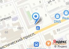 Компания «Точка экстрима» на карте