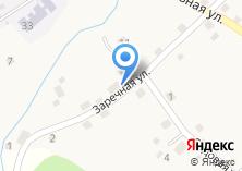 Компания «Яблонька» на карте