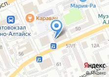 Компания «Кружевной бутик» на карте
