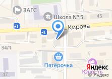 Компания «Шерзод» на карте