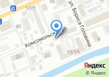 Компания «Необходимка» на карте
