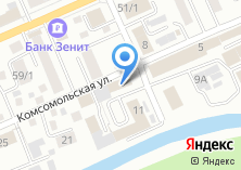 Компания «СОЮЗ АЛТАЯ» на карте