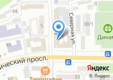 Компания «МВД по Республике Алтай» на карте