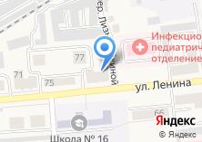 Компания «Перекат» на карте