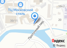 Компания «НСИ Новый Сибирский институт» на карте