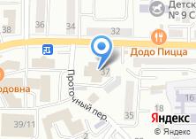 Компания «Эл Телеком» на карте