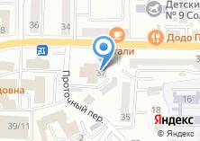 Компания «УФСИН России по Республике Алтай» на карте