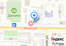 Компания «Fusion lounge» на карте
